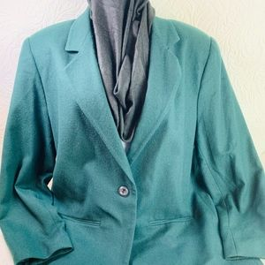 Sag Harbor Green Blazer 12